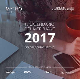 Calendario e-Commerce 2017